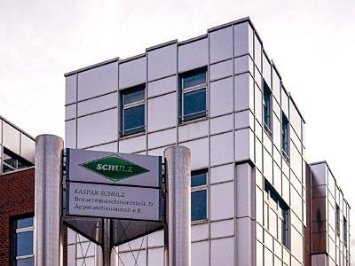 Verwaltungsgebäude der Brauereimaschinenfabrik Kaspar Schulz