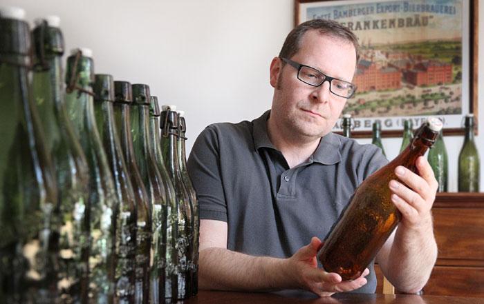 """Dr. Christian Fiedler ist Autor des Buches """"Bamberg, die wahre Hauptstadt des Bieres"""""""