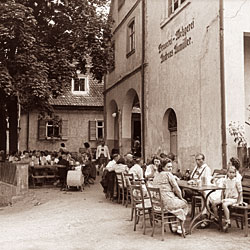 Brauerei Aumüller Bamberg-Bug