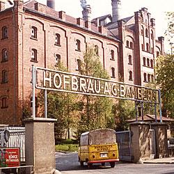 Hofbräu AG Bamberg