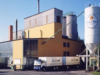 Bambergs größte Brauerstätte: Die Brauerei Kaiserdom in Gaustadt