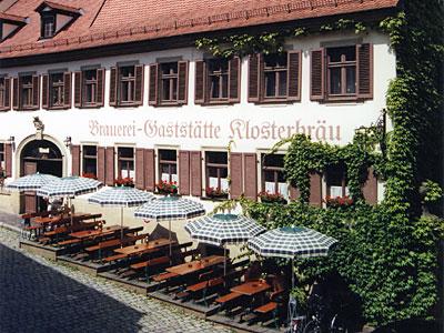 Bamberg ältestes Braustätte: Die Brauerei Klosterbräu