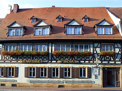 Brauerei Spezial in Bamberg
