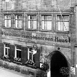 Brauerei Steinernes Haus Bamberg