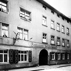 Brauerei Wilde Rose Bamberg